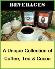 Fundraise with Coffee, Tea and Cocoa